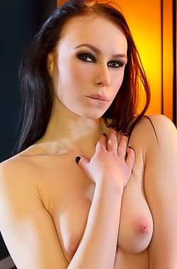 Pussy Spreading Show With Rusal