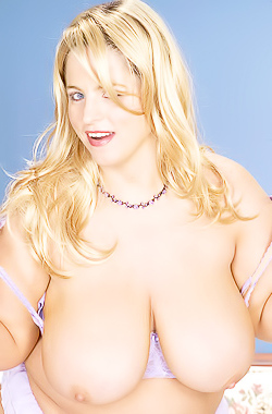 Mega BBW Babe Donna Stripping