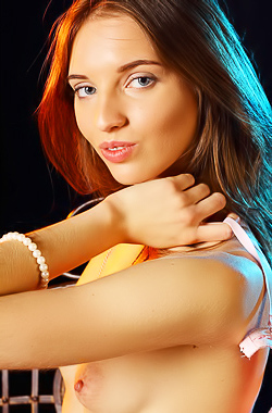 Young Brunette Vivian
